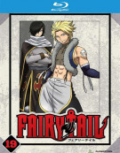 Fairy Tail: Part Nineteen (Blu-ray + DVD Combo Pack) Blu-ray
