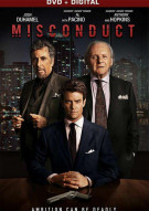 Misconduct (DVD + UltraViolet) Movie