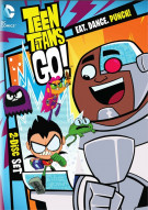 Teen Titans Go!: The Complete Third Season Movie