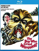 Boy Who Cried Werewolf, The (Blu-Ray) Blu-ray