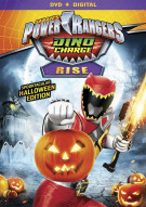 Power Rangers Dino Charge: Rise (DVD + UltraViolet) Movie