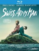 Swiss Army Man (Blu-ray + UltraViolet) Blu-ray