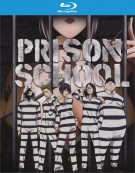 Prison School: Complete Series- Limited Edition  (Blu-ray + DVD Combo) Blu-ray
