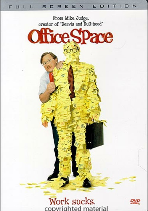 Office Space (Fullscreen) Movie