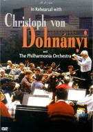 Christoph Von Dohnanyi: In Rehearsal - Philharmonia Orchestra Movie