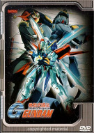 Mobile Fighter G Gundam: Collectors Box IV Movie