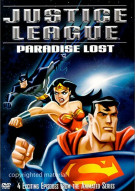 Justice League: Paradise Lost Movie