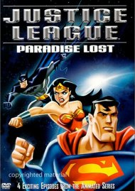 Justice League: Paradise Lost Movie