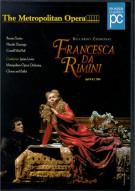 Metropolitan Opera, The: Francesca Da Rimini Movie