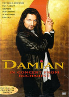 Damian: In Concert From Bucharest Movie