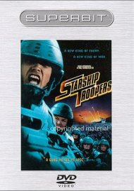 Starship Troopers (Superbit) Movie