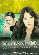 Mutant X: Season One - Disc 4 Movie