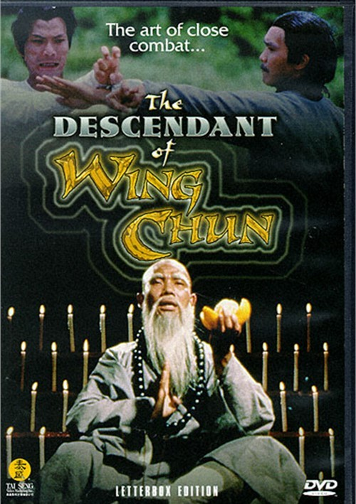 Descendant Of Wing Chun, The Movie