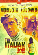 Italian Job Gift Set, The Movie