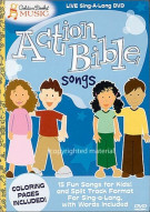 Golden Books Sing-A-Long: Action Bible Songs Movie