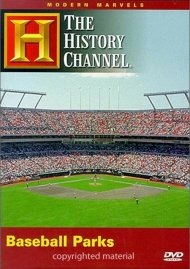 Modern Marvels: Baseball Parks Movie