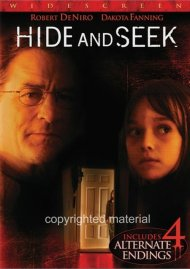 Hide & Seek (Widescreen) Movie