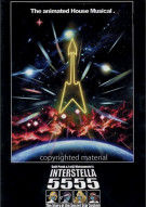 Daft Punk: Interstella 5555 Movie