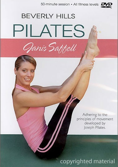 Janis Safell Beverly Hills Pilates Movie