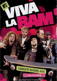 Viva La Bam: Complete Seasons 4 & 5 Movie