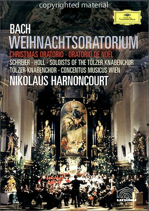 Bach: Weihnachtsoratorium Movie