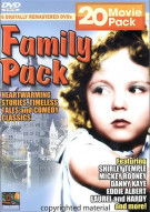 Family Pack: 20 Movie Pack Movie