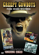 Creepy Cowboys: Four Weird Westerns Movie
