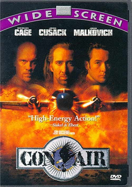 Con Air Movie