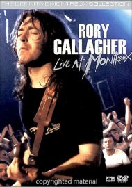 Rory Gallagher: Live At Montreux - Definitive Collection Movie