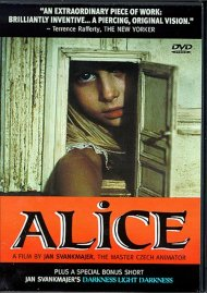 Jan Svankmajers Alice Movie