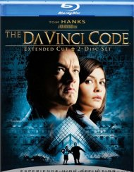 Da Vinci Code, The: Extended Cut Blu-ray