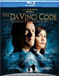 Da Vinci Code, The: Extended Cut Blu-ray