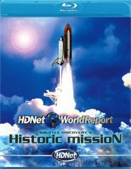 HDNet World Report Special: Shuttle Discoverys Historic Mission Blu-ray