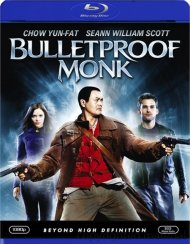 Bulletproof Monk Blu-ray