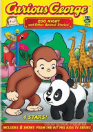 Curious George: Zoo Night And Other Animal Stories Movie