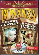 Bonanza: Double Feature Movie