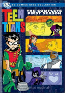 Teen Titans: The Complete Seasons 1 - 3 Movie