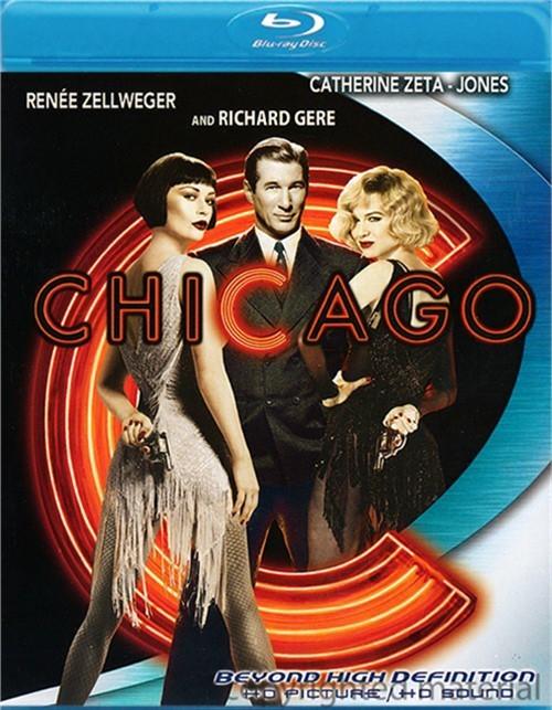 Chicago Blu-ray
