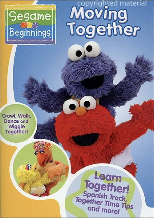 Sesame Beginnings: Moving Together Movie