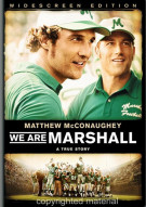 We Are Marshall (Widescreen) Movie
