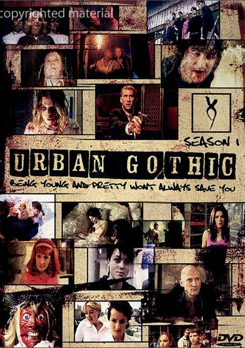 Urban Gothic: Season 1 Movie