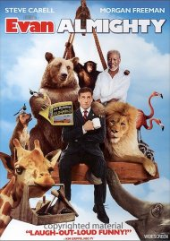 Evan Almighty (Widescreen) Movie