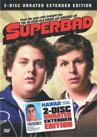 Superbad: 2 Disc Unrated Extended Edition Movie