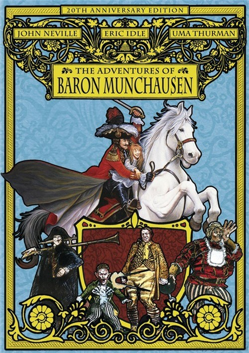 Adventures Of Baron Munchausen, The: 20th Anniversary Edition Movie