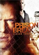 Prison Break: Season 3 (Repackage) Movie