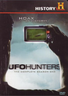 UFO Hunters: The Complete Season One (Steelbook) Movie