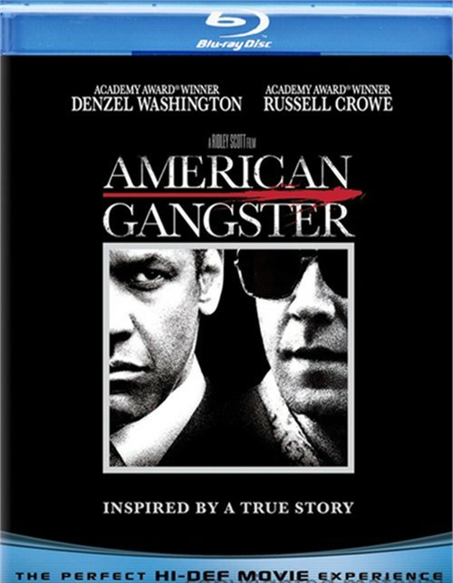 American Gangster: Unrated Extended Edition Blu-ray