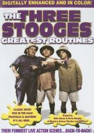 Three Stooges, The: Greatest Routines Movie