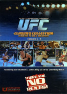 UFC Classics Collection: Volumes 5 - 8 Movie
