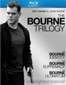 Bourne Trilogy, The Blu-ray